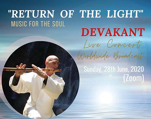 RETURN OF THE LIGHT CONCERT